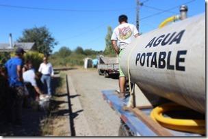 FOTO distribución agua potable