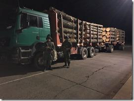 camiones incautado