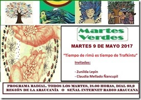 Martes verde 9 de mayo