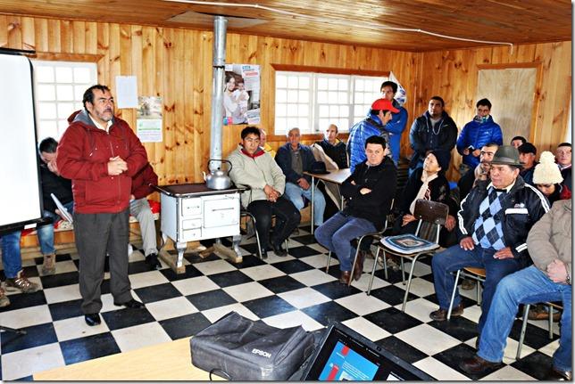 Reunión de Participación Ciudadana Vecinos de Comunidades de Bajo Loncoyamo (3)