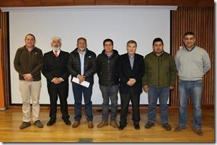 Directiva Capítulo de Concejales región de La Araucanía