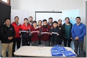 Lanzamiento 3º Copa Escolar