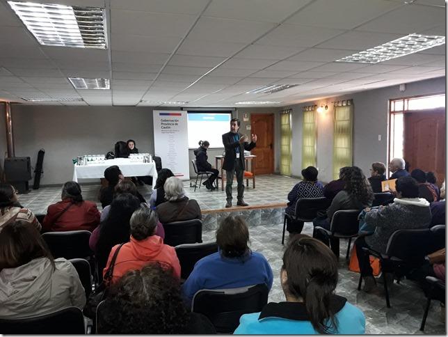 Diálogo Gobierno Presente Julio Contreras 5%