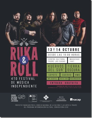 AFICHE 1 - RUKA AND ROLL ok2
