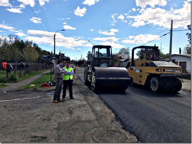 Vialidad realiza trabajos de conservación del pavimento en tramos de la Ruta Freire – Cunco y Temuco - Cunco (4)