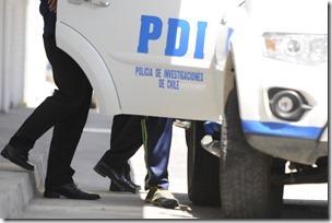 1035 brigada de homicidios bh salida de detenido por robo a jugueteria y asesinato de subcomisario franco collao 28-12-2015 ecs