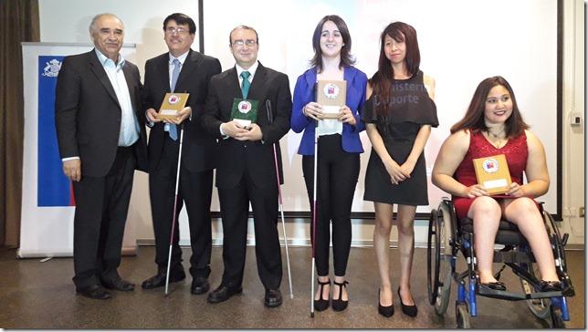 6 premios