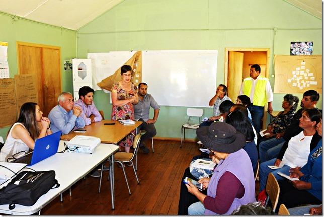Reunion de Participacion Ciudadana con 6 Comunidades de Nueva Imperial (1)