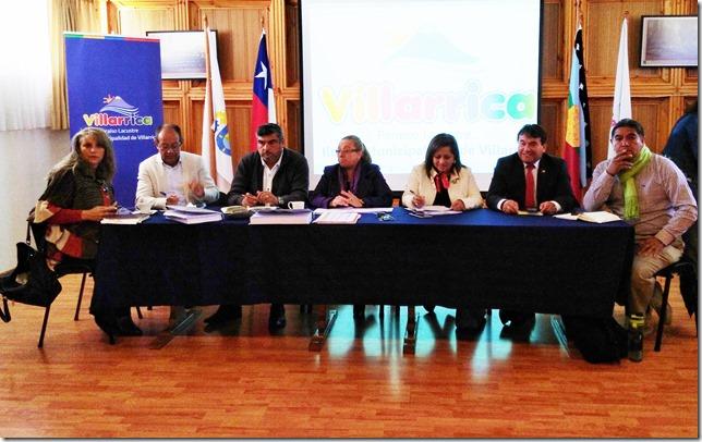 Comisión de Salud del Gobierno Regional de La Araucanía sesiona en Villarrica (1)