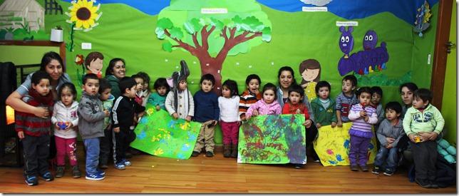 Educación pre escolar inicia sus actividades (6)
