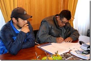 Municipalidad entrega en comodato terreno al Club Deportivo Afunalhue  (2)