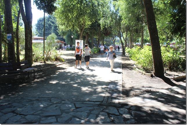 Plaza de Armas de Licán Ray presenta un nuevo rostro  (2)