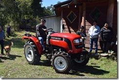 Comunidad Antonio Caniulef inaugura su nueva maquinaria Agrícola (2)