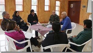 FOTO reunión villa las araucarias 2