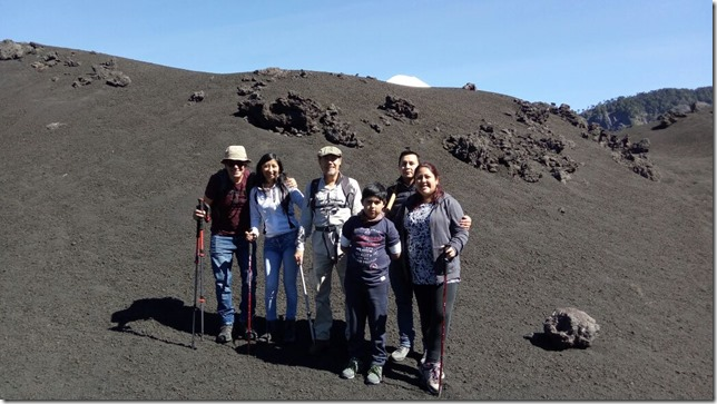 Grupo Trekking Itrofil Mongen