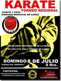 regional de karate