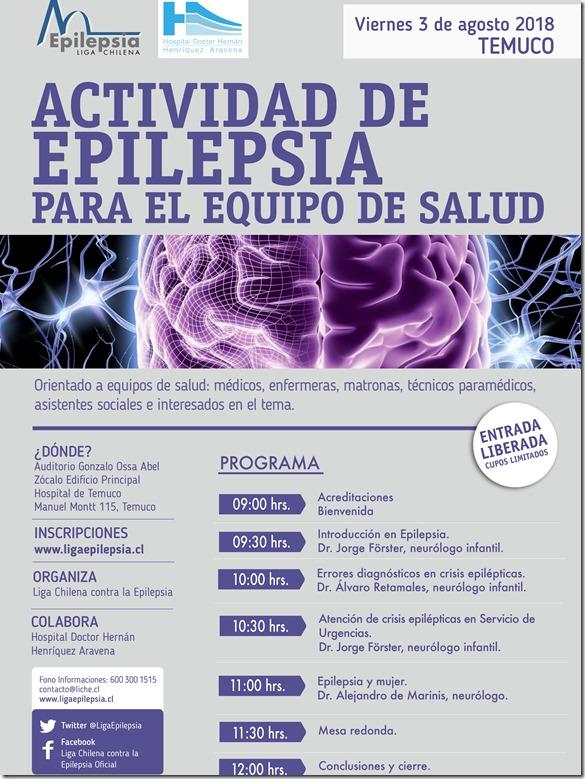 Curso epilepsia