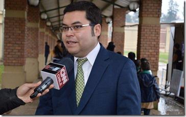 Franklin Avila rector Colegio Pumahue de Temuco