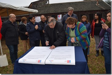 Se inicia nuevo Proyecto de Sistema de Agua Potable Rural  (1)