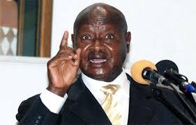 Muzeveni Uganda