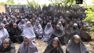 gabdhaha Naigeria ee Boko xaraam muslimiyeen1