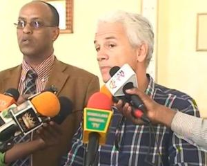 safirka talyanigaee Somaliland iyo somalia