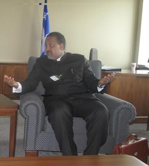 Ambassador Yousuf Ismail Badhibadhi