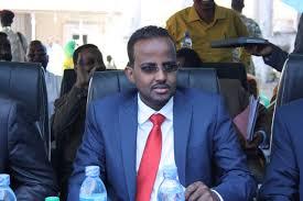 Cabdiraxmaan Odowaa wasiirka arrimaha gudaha Somalia