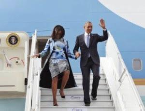 Obama visit Horn of Africa