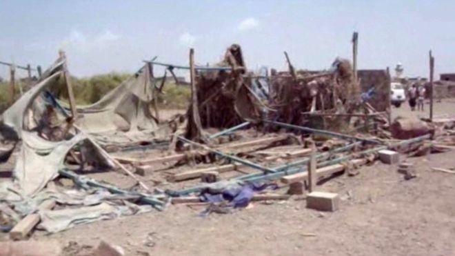 xaflada la duqeeyay ee arooska Yemen