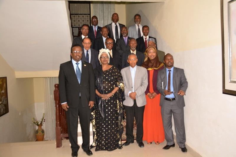 Muuqaalka Safiiradda Somaliland
