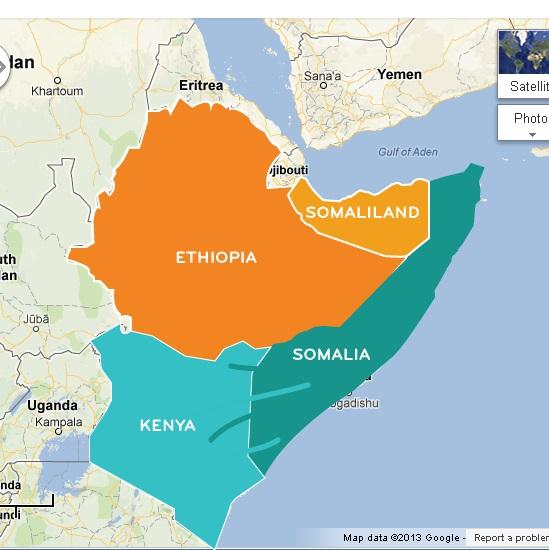 Khariirada Geeska Afrika