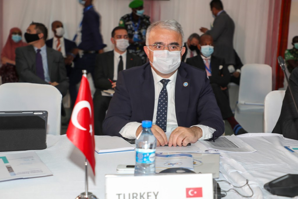 Ambassador Mehmet Yilmaz, Araweelo News Network