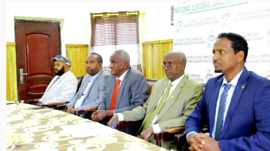 Guddida Doorashooyinka Qaranka Somaliland