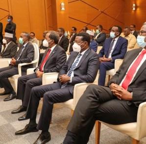Midawgamurrashaxiintaiyo raiisal waasaraha Somalia
