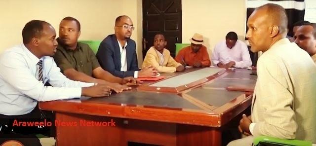 Alt: Ururka Qraeenada Somaliland