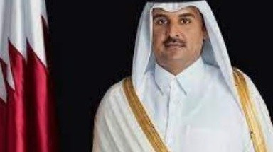 Amiir Sheikh Tamim bin Hamad Al-Thani