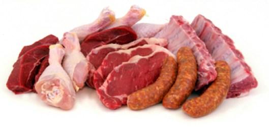 غش اللحوم
