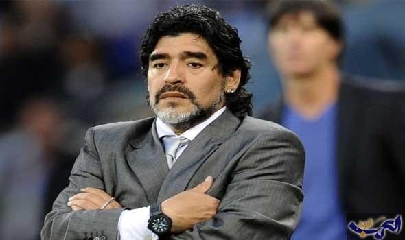 مارادونا يؤكّد أنّه مثّل الرياضة الإماراتية في حفلة الفيفا