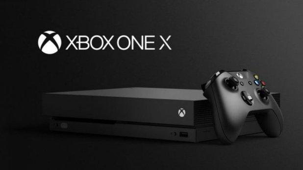 إكسبوكس ون إكس Xbox One X
