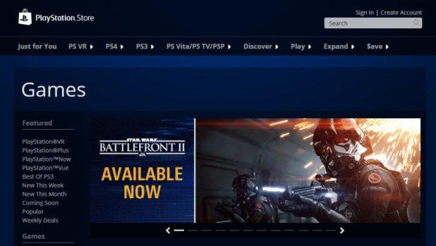 PlayStation Store متجر بلايستيشن