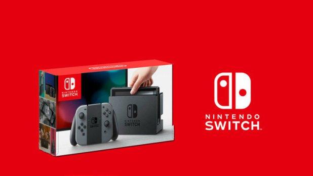 Nintendo Switch نينتندو سويتش
