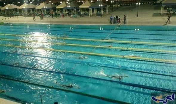 هيمنة عربية على مسابقات السباحة ضمن دورة الألعاب الدولية الثانية للشرطة