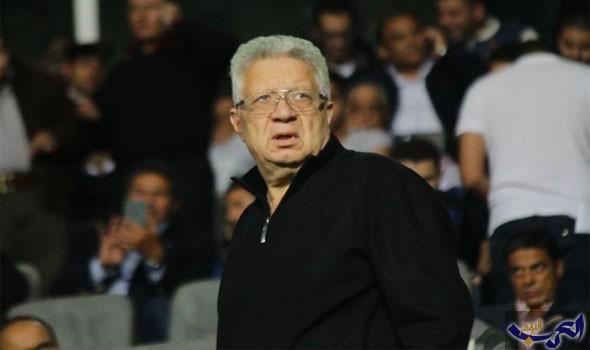 ليلة حزينة على مرتضى منصور بسبب قرارات الأولمبية
