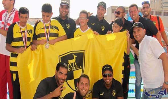 أبطال وادي دجلة يحصدون المراكز الأولى في الأولمبياد الخاص المصري