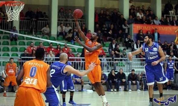 الهومنتمن يفوز على مضيفة بيبلوس  في دوري السلة اللبناني