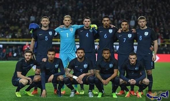 انضمام سولانكي وكوك لقائمة منتخب إنجلترا لمواجهة البرازيل