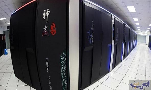 الصين تتقدم على الولايات المتحدة بعدد الحواسيب العملاقة