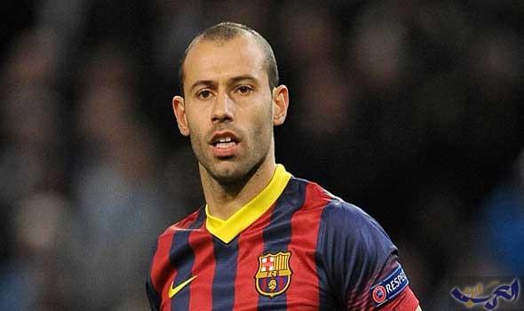 برشلونة يفتقد لوجود ماسكيرانو شهرًا كاملًا بداعي الإصابة