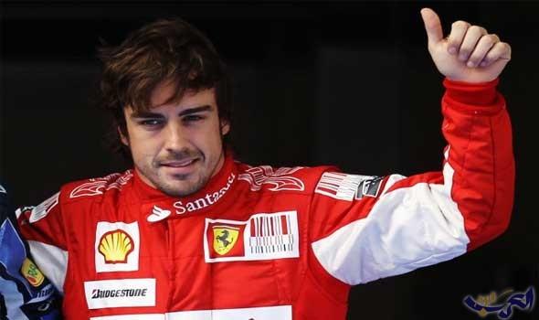 فرناندو ألونسو يتحدى هاميلتون في الموسم المقبل من فورمولا 1